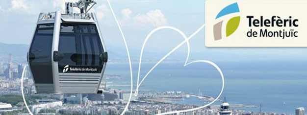 Travel to the top of Montjuïc Hill and enjoy the incredible views of the port and Barcelona city. Get your tickets for the Montjuïc Cable Car here.
