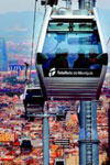 Tickets to Montjuic Cable Car