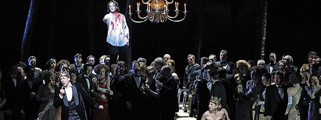 Experience Verdi's first Shakespeare-inspired opera Macbeth at the Metropolitan Opera House in New York. Book tickets for Macbeth here.