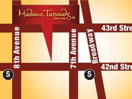 Madame Tussauds New York: Skip the line