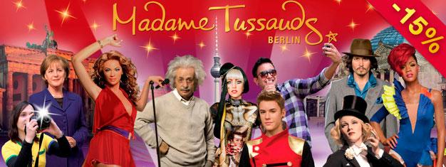 tickets f r madame tussauds berlin. Black Bedroom Furniture Sets. Home Design Ideas