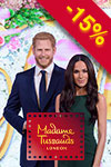 Madame Tussauds: Family Tickets