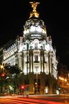 Madrid Aften Sightseeing