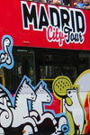 Hop on - Hop off visitare Madrid