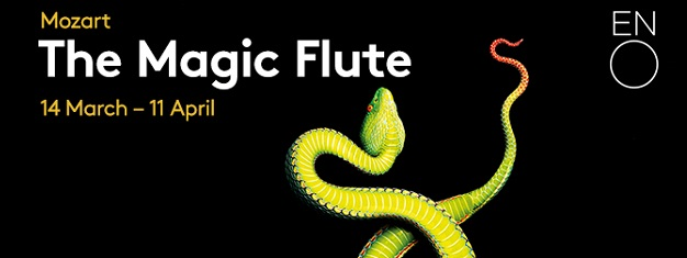 The Magic Flute by W.A. Mozart is one of his most moving operas. Book your tickets for The Magic Flute by W.A. Mozart at London Coliseum in London here!
