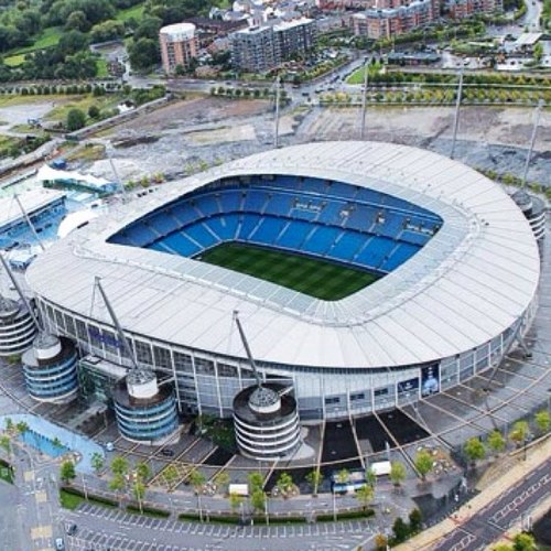Etihad Stadium . ManchesterOchLiverpool.se