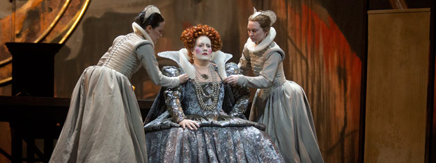 Maria Stuarda is a tragic opera, in two acts, by Gaetano Donizetti. Book your tickets for Maria Stuarda at the Met in New York here!
