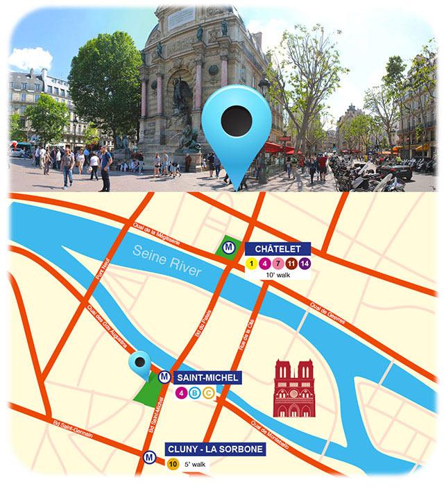 Best of Paris Bike Tour