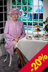 Madama Tussauds: de Royal Tea Experience