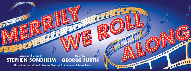 Merrily We Roll Along er baseret på Kaufman og Harts stykke. Stephen Sondheim's musical Merrily We Roll Along er et must see i London. Køb dine billetter her!