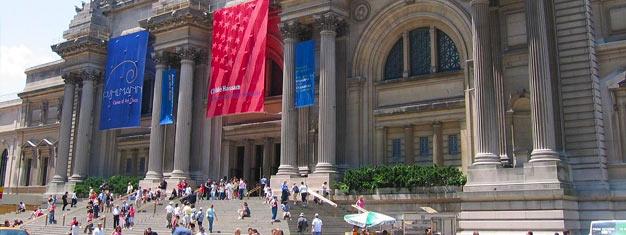 Besøg et af verdens største og mest imponerende kunstmuseer The Metropolitan Museum of Art (the Met) i New York City. Bestil dine billetter til the Met her.