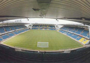 Venue info The Den. LondonFootballInternational.com
