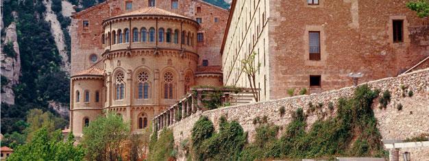Excursion de Barcelone à Montserrat, célèbre pour la sculpture de la Vierge Noire. Réservez ici vos billets!