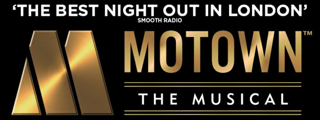 "Disfruta Motown the Musical en Lonres! Incluye 50 temas Motown como ""My Girl"", ""Dancing In The Street"" y""Ain't No Mountain High Enough"". Reserva en línea!"