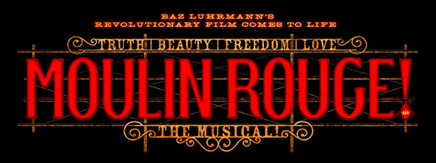 Welcome to Moulin Rouge! the Musical on Broadway, New York! Pop the champagne and prepare for the 'spectacular, spectacular'. Book your tickets here!