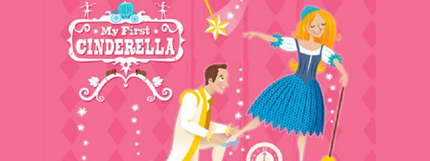 My First Cinderella in London tells everyone's favourite rags-to-riches story in a beautifully adapted version for young audiences. Book tickets here!