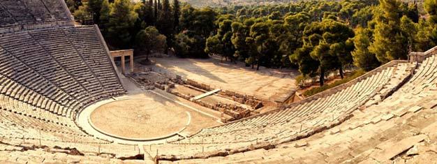 Lähde kokopäiväretkelle Mykenen kaupunkiin, joka on yksi Kreikan mantereen tärkeimmistä arkeologisista kohteista. Varaa täältä!