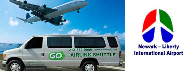 Komgemakkelijk en veilig vanaf Newark Airport naar uw hotel in Manhattan. Ons gedeeld airportvervoer is vaak goedkoper dan een taxi! Boek online!