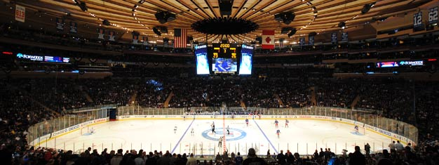 New York Rangers vs Calgary Flames
