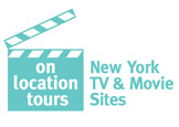 ニューヨークTVと映画ロケ地