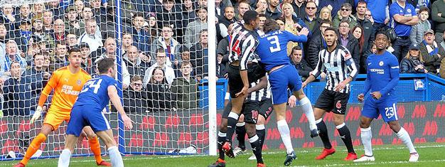 Newcastle FA Cup