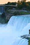 Tur til Niagara Falls med fly
