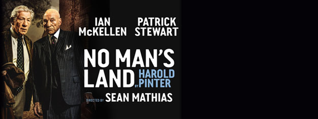 Following their hit run on Broadway, Ian McKellen and Patrick Stewart return to the UK stage in Harold Pinter's play No Man's Land. Get your tickets here!