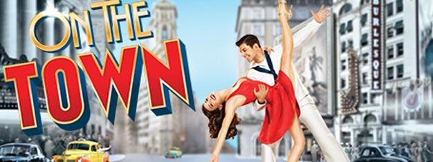 Ervaar On The Town in New York! Het is een klassieke musical met het grootste orkest op Broadway! Boek uw tickets online en wordt verliefd op NY!