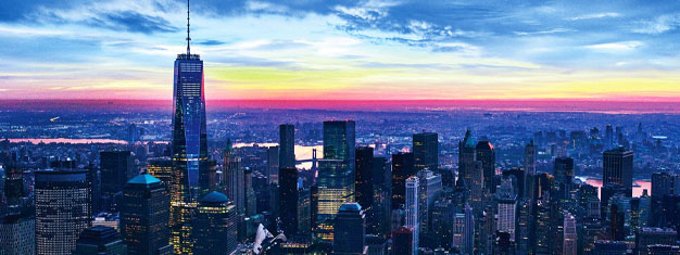 One World Observatory in New York is the highest observatory in the Western Hemisphere! Book your tickets for the One World Observatory in the Freedom Tower.