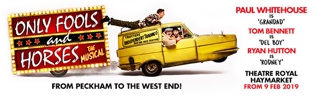 Only Fools and Horses - O Musical