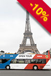 Tickets to Paris Hop-On Hop-Off