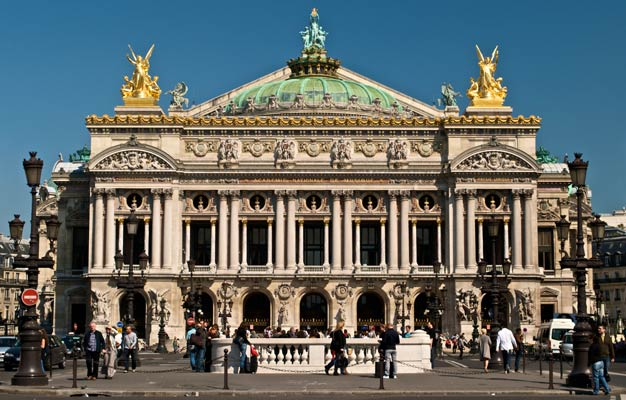 The Opéra Opéra, also known as the old Opera House in Paris is mostly performing ballets. Here you can book tickets for Opéra Garnier in Paris with or without dinner!