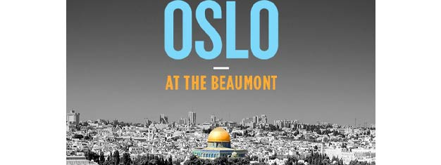 Following the acclaimed, sold-out off-Broadway run, Oslo is moving to Broadway! Oslo tells the true story of the 1993 Oslo Peace Accords between the Israelis and Palestinians.