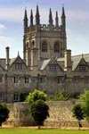 Universidades de Oxford y Cambridge