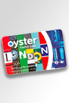 Billetter til Visitor Oyster Card
