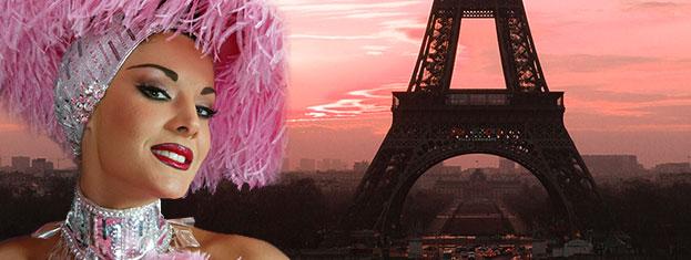 Intag en middag med dryck på första våningen i Eiffeltornet, njut av en stilla kryssning på Seine och avsluta kvällen med cabaret på Lido de Paris på Champs-Elysées. Köp dina biljetter till denna populära tur här!