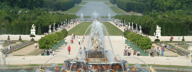 Besök slottet i Versailles! Köp dina entré biljetter inkl. bussresa från Paris t o r och skippa de långa köerna. Boka biljetter till Versailles hemifrån!