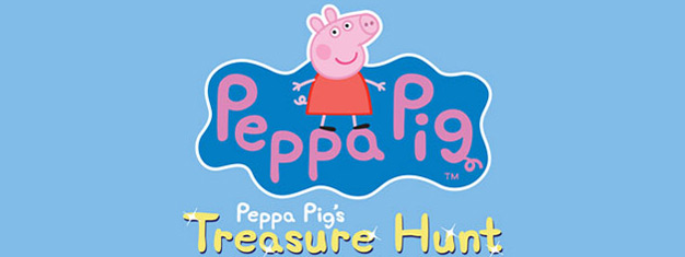 Enjoy Peppa Pig's Treasure Hunt at the Criterion Theatre in London, a real Christmas and family show. Tickets for Peppa Pig's Treasure Hunt in London here.
