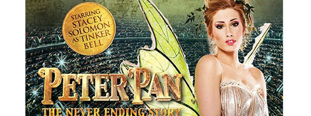 Peter Pan, The Never Ending Story World Arena Tour på Wembley Arena i London. Bestil billetter til Peter Pan, The Never Ending Story World Arena Tour i London her.