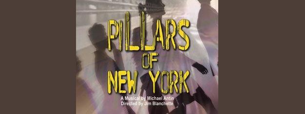 Pillars of New är en autentisk historia om hur fyra New Yorkares vardagsliv tvärt förändras till följd av 11:e september attackerna. Boka dina biljetter här!