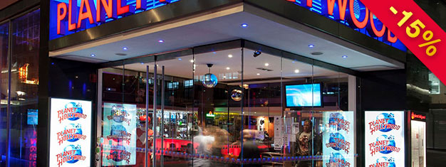 Enjoy a themed and unique dining experience at Planet Hollywood London. Book your table at Planet Hollywood online and be treated like a movie star!