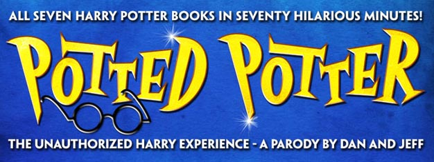 Potted Potter returns to London's West End for a strictly limited Easter holiday season as part of a sell-out world tour! Tickets for Potted Potter can be booked here!