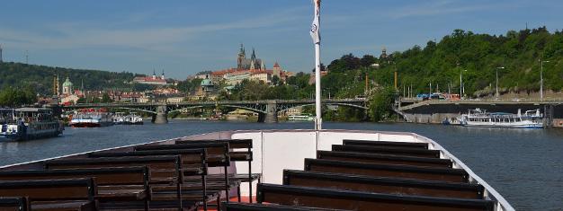 Prag Dinner Schifffahrt