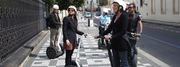Hop on Prague Segway Tour; The most fun way to see all of Prague. Buy your tickets to Prague Segway Tour here!