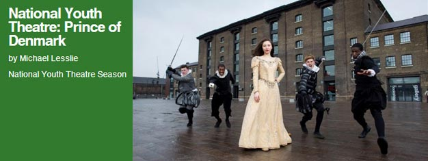 Prince of Denmark in London is a prequel to Shakespeares drama Hamlet. Tickets for Prince of Denmark in London can be booked here!