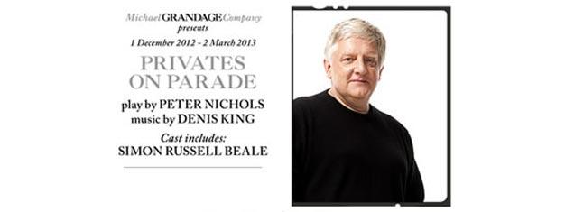 Privates on Parade er om menig Steven Flowers, som finder ud af det kræver mere end en uniform for at være en mand. Billetter til Privates on Parade i London her!