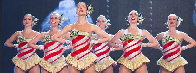 Tickets to Christmas Spectacular Starring the Radio City Rockettes    NewYorkMusicalsInternational.com