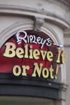 Ripley's Believe It or Not! a Londra