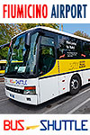 Tickets to Rome Fiumicino Airport Shuttle Bus