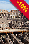 Rom på en dag: Colosseum, Forum Romanum & Palatine Hill